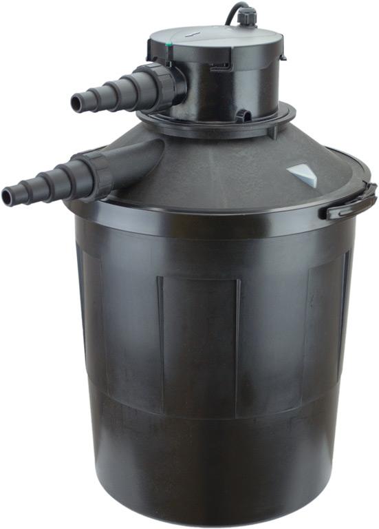 Filtri a pressione UV per laghetti - Pressure pond filter